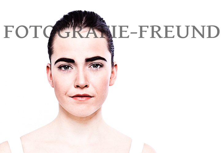 Foto, fotografie von Fotograf Robert Freund im Fotostudio Duesseldorf. Beauty Portraits auch als Fotokurs im Programm im Jahr 2015