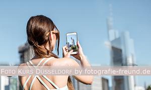 Handy Fotokurs Düsseldorf