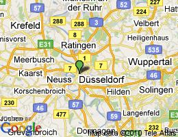 Standort Robert Freund, Ihr Fotograf in Düsseldorf